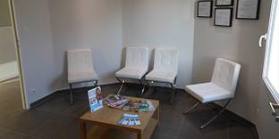 dentiste montamise salle d attente