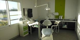 dentiste monatamisé - salle de soins
